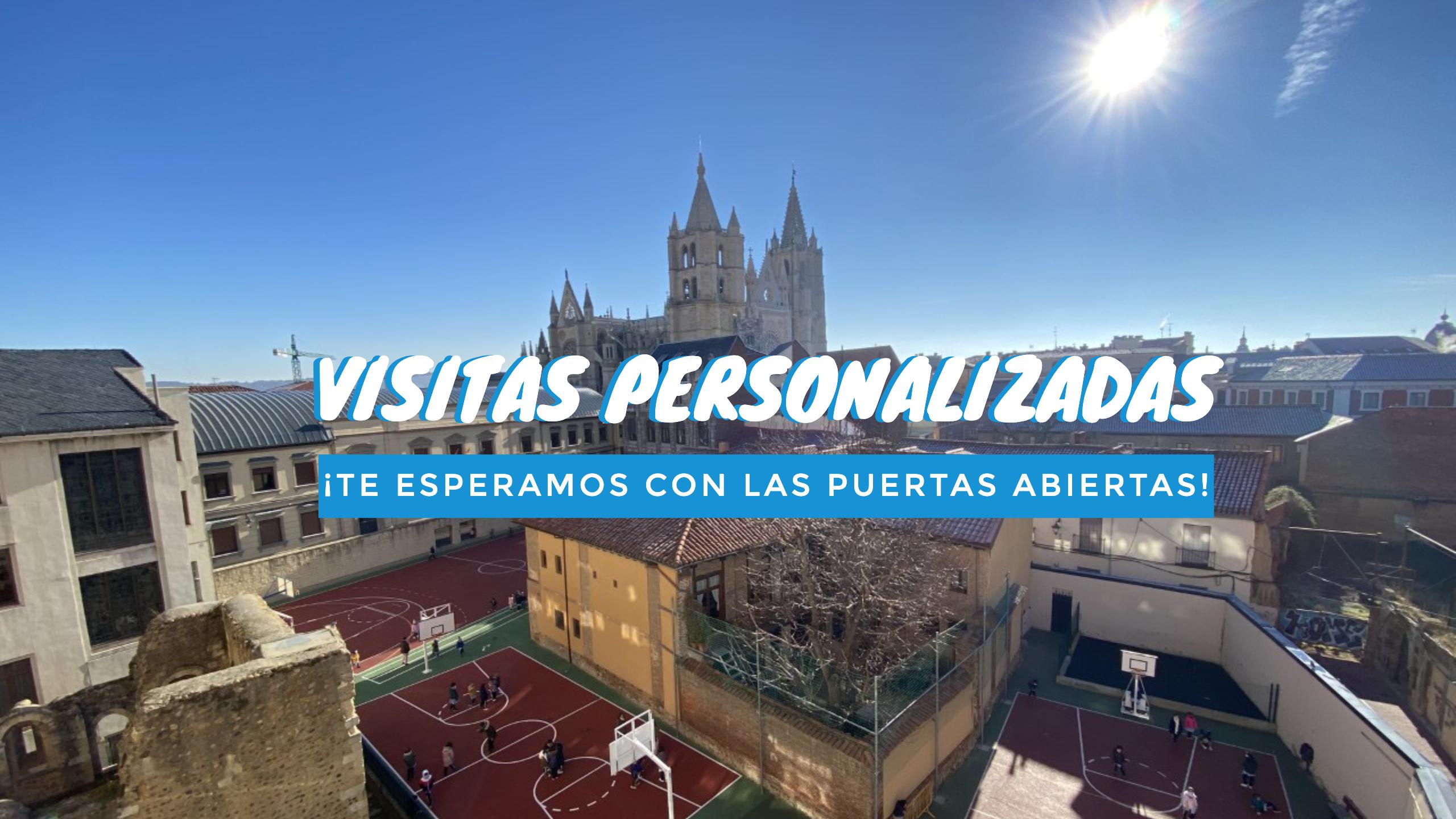 VISITAS PERSONALIZADAS – ¡VEN A CONOCERNOS!