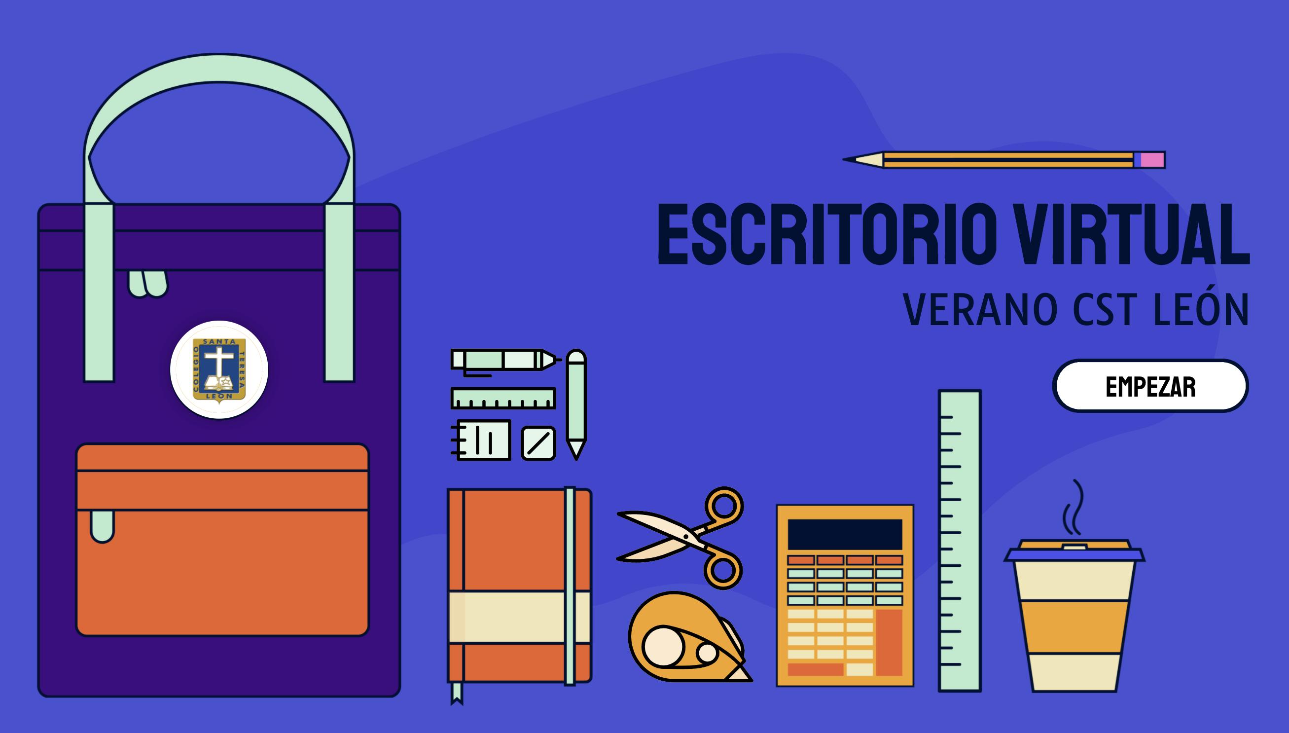 ESCRITORIO VIRTUAL VERANO CST LEÓN – ¡GRACIAS Y FELICES VACACIONES!